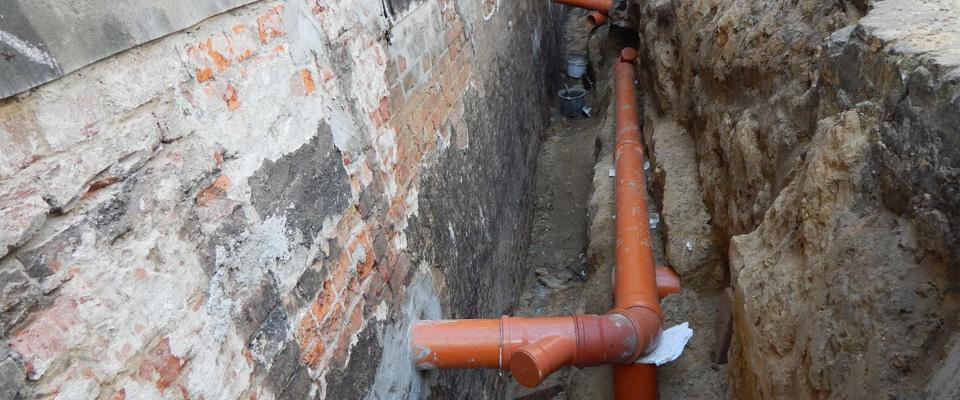 Renowacja iosuszanie murów – budynki zabytkowe